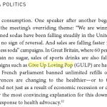 Soda Politics Gulp Reference